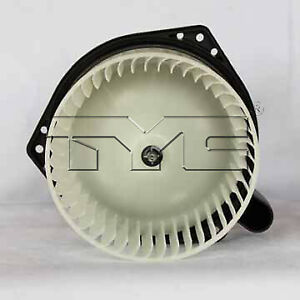 Blower Motor A/C Heater Fan Assembly for 04-12 Chevy Coloo/Canyon