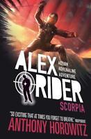 Scorpia (Alex Rider), Horowitz, Anthony, New