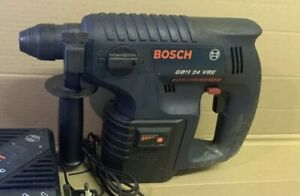 BOSCH GBH 24VRE  CORDLESS HAMMER DRILL  SDS 2.5AH With Battery & Charger