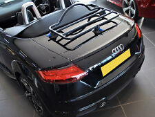 Audi TT Convertible Luggage Boot Rack ; No Clamps & No Brackets = No Damage
