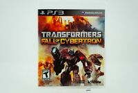 Transformers Fall Of Cybertron: Playstation 3 [Factory Refurbished]