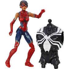 "Marvel Spider-Man 6"" Legends Series Web-Slinging Heroines: Spider-Girl New Toys"
