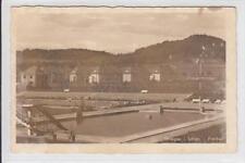 AK Strzegom, Striegau, Freibad, Foto-AK 1935