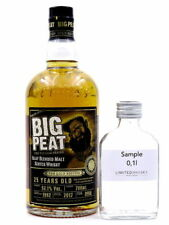 Big Peat 25 Jahre 1992/2017 The Gold Edition - Sample 0,1l -