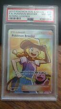 CCC PSA 8 Pokemon Breeder Shining Legends #73 (Full Art)