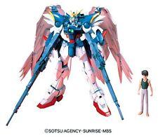 Bandai Hobby EW-02 1/100 High Grade  Endless Waltz  Wing Gundam Zero Custom Mode