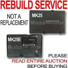 02 03 04 05 06 07 S60 S80 V70 V70XC XC70 XC90 Volvo ATE MK25 MK25E ABS Rebuild