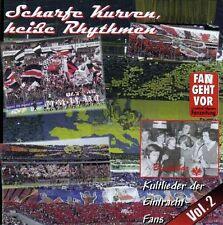 Eintracht Frankfurt CD Scharfe Kurven, heiße Rhythmen