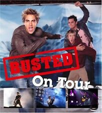 """Busted"": On Tour - the Official Book, Very Good Books"
