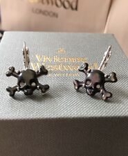 Vivienne Westwood Genuine ❤️ - Skull Earrings - NW