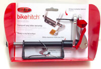 DELTA BIKE HITCH LOCKABLE BICYCLE FORK WHEEL MOUNT RACK