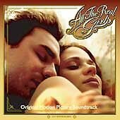 ALL THE REAL GIRLS CD ORIGINAL MOTION PICTURE SOUNDTRACK NEW SEALED pyramid