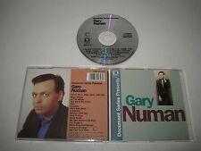 GARY NUMAN/GARY NUMAN(CONNOISEUR/CSAP CD 113)CD ALBUM