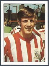 PANINI TOP SELLERS FOOTBALL 72-#262-SHEFFIELD UNITED & WALES-NEWPORT-GIL REECE