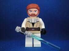 Lego Figurine Minifig Star Wars - Obi-Wan Kenobi Neuf New / Set 7676