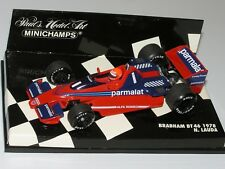 F1 1/43 BRABHAM BT46 ALFA ROMEO N. LAUDA 1978 MINICHAMPS