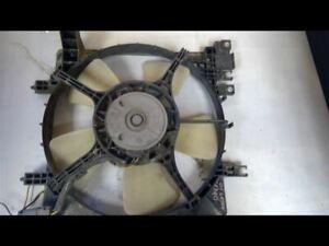 Radiator Fan Motor Fan Assembly Condenser Fits 00-04 LEGACY 158985