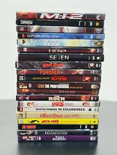 Dvd Movie Lot Sale $1.99 each! Pick your Dvd Movies! - Lot 4