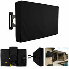 "22""-58"" Outdoor Waterproof TV Cover Patio Flat LCD LED TV Screen Protector"