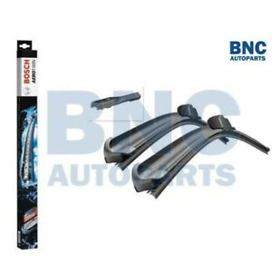 Bosch Aerotwin Flat Front Wiper Blade Set for Audi A7 - 2010-2018