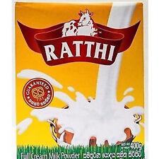 2 x 400g Fonterra Instant Ratthi full cream Milk Powder