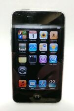 Apple iPod Touch 2nd Generation Black 8GB (Names engraved On The Back)