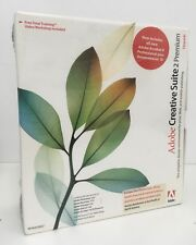 Adobe Creative Suite 2 (CS2) Premium Upgrade for Windows (SEALED)
