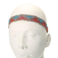 Accessoires de coiffure bandeaux multicolore pour fille de 2 à 16 ans