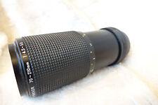 NIKON AF NIKKOR 70-210mm f/4-5.6 Nikon Ai-s Mount Camera Lens