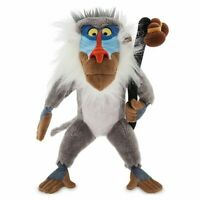 DISNEY Lion King Rafiki Medium Soft Toy Plush **NEW**