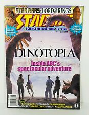 Star Wars Dinotopia Starlog Magazine May 2002 #298 Lord of the Rings X Files