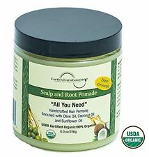 Hair Growth Pomade (Scalp and Root) - Moisturizing Chemical-Free and Softens Hai