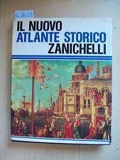 IL NUOVO ATLANTE STORICO ZANICHELLI - 1987   dim. 24x30