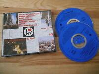 CD VA I Love NY : Jazz / Sounds From The Big Apple (43 Song) PUBLIC DOMAIN ZYX