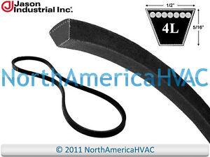 """Industrial V-Belt fits Dayton Jason # 6A134G A134 4L1360 MXV4-1360 1/2"""" x 136"""""""