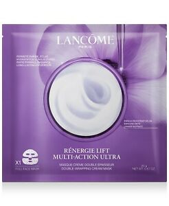 Lancome Renergie Lift Multi-Action Ultra Double-Wrapping Cream Face Mask 1PC