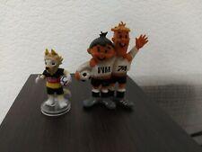 FIFA World Cup Germany 1974 mascot, gum figurine football