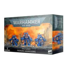 WARHAMMER SPACE MARINES PRIMARIS  AGGRESSORS