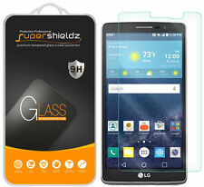 3X Supershieldz LG G Vista 2 Tempered Glass Screen Protector Saver