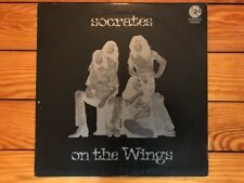 Socrates – On The Wings 1973 P.I. PILPS-9002 Jacket VG+ Vinyl NM