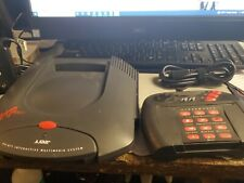 Atari Jaguar Console Nice Condition Polished And Working - Accessories included
