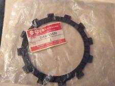 Suzuki GP100 RM80 RM100 RM125 TS100 TS125 TS185 Clutch Plate 21441-13A00 // NOS