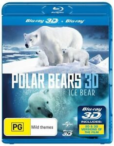 Polar Bears (Blu-ray, 2012) Brand New Sealed Fast Safe Shipping Tracking