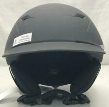 Smith Variance Adult Snowboard Snow Ski Helmet Small 51-55cm Matte Black NEW