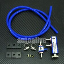 Racing Manual Turbo Boost Controller kit 1-30 PSI Adjustable Universal blue