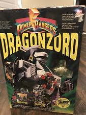 Bandai Power Rangers Dragonzord (1994).  Pre-owned.