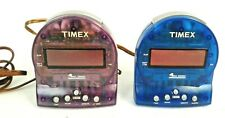Timex Digital Alarm Clocks- 2 - Pleasant Bell Sounds, Battery Backup, SNOOZE