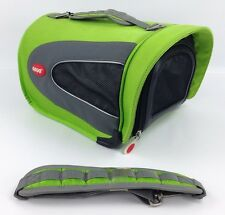 Airline Approved Small Dog / Cat Pet Carrier - Argo Petascope - Kiwi Green