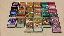Yugioh Odd-Eyes Performapal Pendulum Deck 49 Cards Fusion Free Booster Pack!