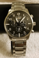 Iron Annie Pilot Style ALARM- Chrono, Men's Watch by Junkers
